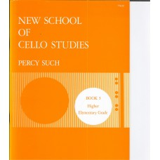 New School of Cello Studies Book 3 (Stainer and Bell)