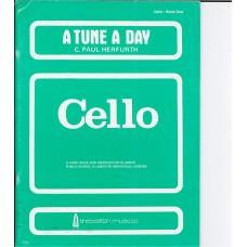 A Tune A Day for Cello Book 1