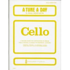 A Tune A Day for Cello Book 2