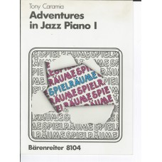 Adventures in Jazz Piano 1