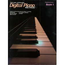 Digital Piano Method Book 1 (Supplementary)