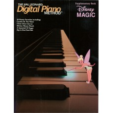Digital Piano Method Disney Magic (Supplementary)