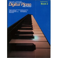 Digital Piano Method Book 2 (Supplementary)
