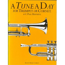 A Tune A Day for Trumpet