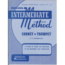 Rubank Intermediate Method for Cornet or Trumpet