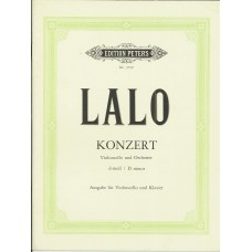 Lalo Konzert in D Minor for Cello