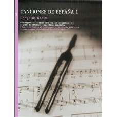 Canciones De Espana 1 (Songs of Spain 1)