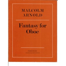 Malcolm Arnold Fantasy for Oboe