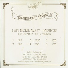 """Thumbs-Up"" Baritone Bass String Set"