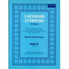 A Keyboard Anathology First Series Book 3