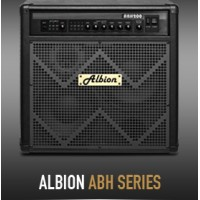 Albion ABH200C Black Hybrid Bass Amplifier