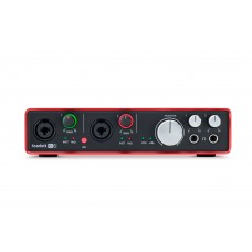 Focusrite Scarlett 6i6 (2nd Gen) *Demo