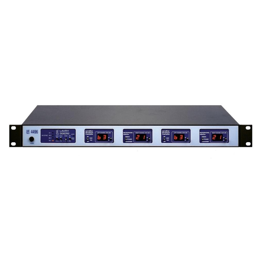 Lavry Blue 4496-21 2-Channel AD/DA/Preamp *Demo