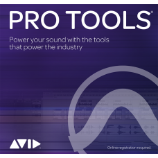 AVID Pro Tools EDU 1 year subscription for Students / Teachers, Download