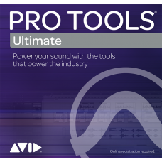 Avid Pro Tools Ultimate - Annual Subscription (Download)
