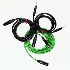 Microphone Cable 6M, XLRM- XLRF