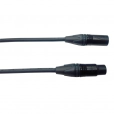 Sommer Cable Carbokab 225 1m XLRM - XLRF ( w. Neutrik Plugs)