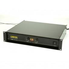 Chevin  A-1500 Power Amplifier 800watts 8ohms 2 channels