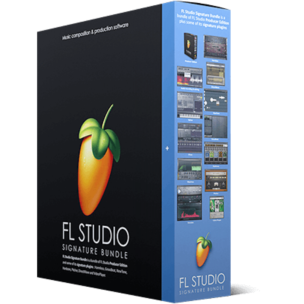 FL Studio 20 Signature Bundle (Download)