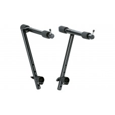 K&M 18941 Stacker  for Keyboard Stand - Black