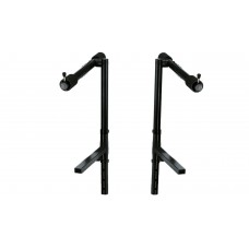 K&M 18952 Stacker  for Keyboard Stand - Black