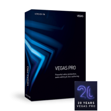 Magix VEGAS Pro 16 (Download)