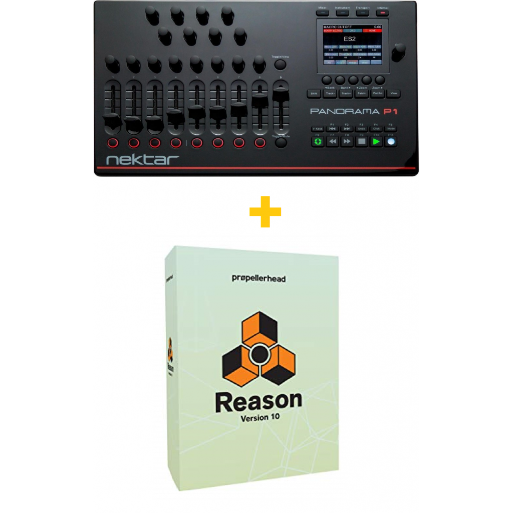 Nektar Panorama P1 + Propellerhead Reason 10 (Boxed)