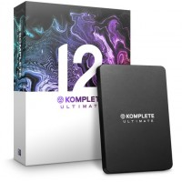Native Instruments Komplete 12 Ultimate (Boxed version)