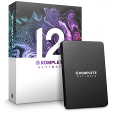 Native Instruments Komplete 12 Ultimate (Boxed version) * Demo