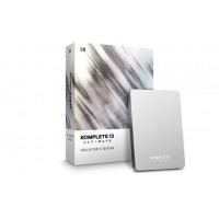 Native Instruments Komplete 13 Ultimate Collector's Edition (Boxed)
