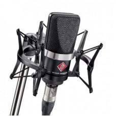 Neumann TLM 102 studio set  - Matte Black