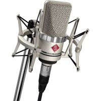 Neumann TLM 102 studio set  - Nickel