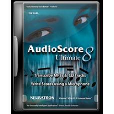 Neuratron AudioScore Ultimate 2018 (Download)