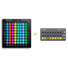 Novation Launchpad + Launch Control