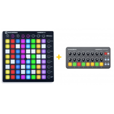 Novation Launchpad MK2 + Launch Control