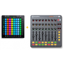 Novation Launchpad Pro + Launch Control XL MK1
