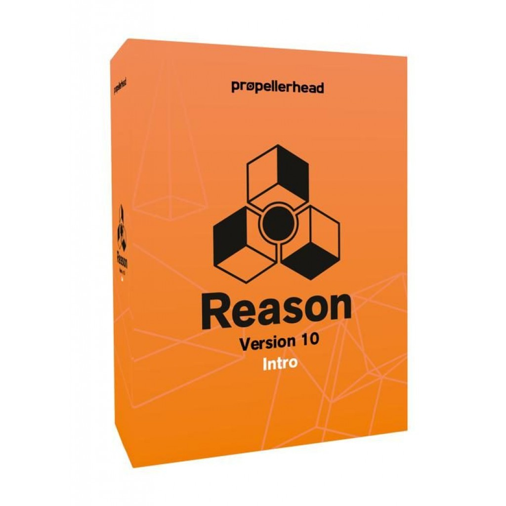 Propellerhead Reason 10 Intro (Boxed)