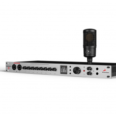 ANTELOPE AUDIO DISCRETE 8 WITH BASIC FX PACK + EDGE SOLO