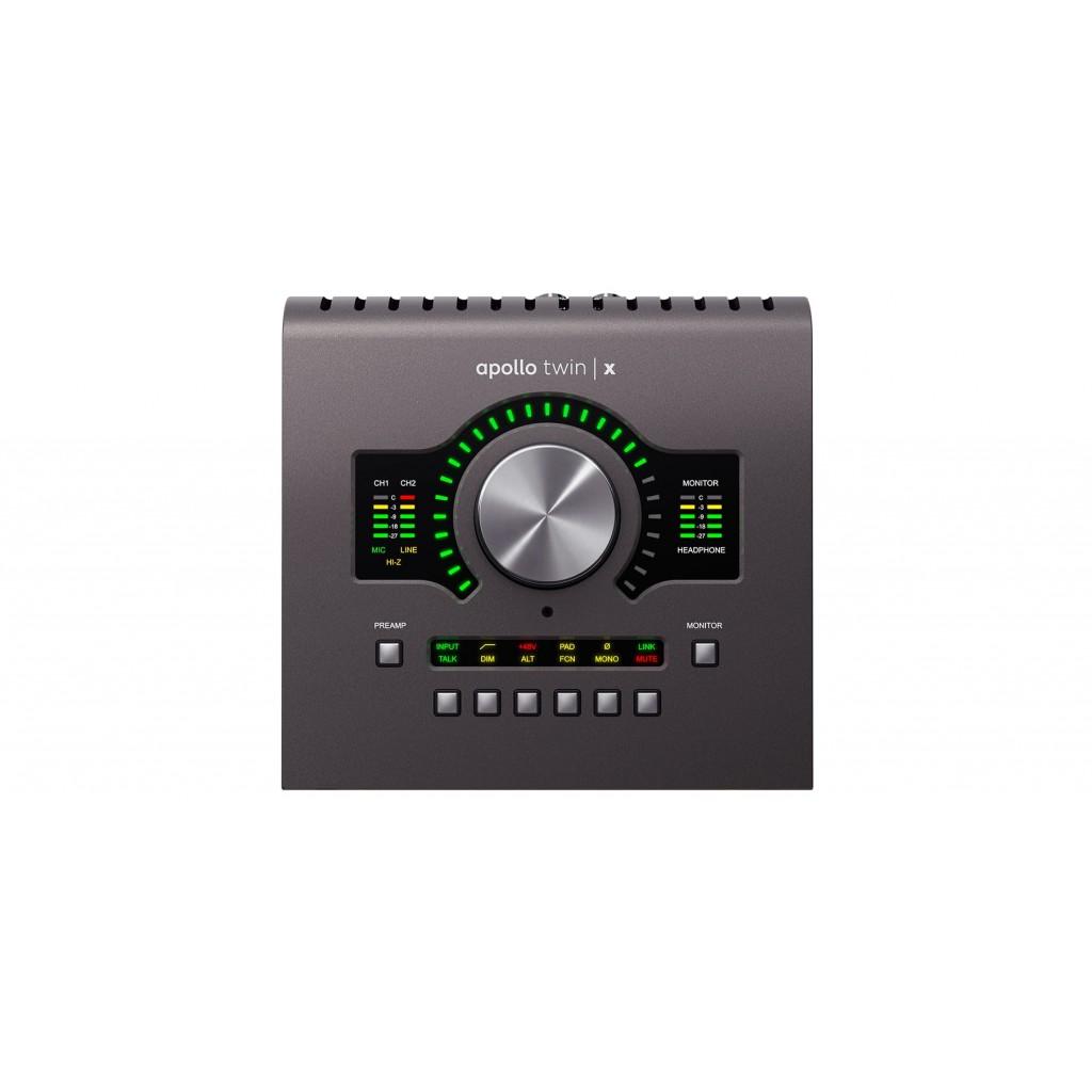 Universal Audio Apollo Twin X Duo