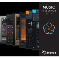 IZotope Music Production Bundle Suite  (Download)