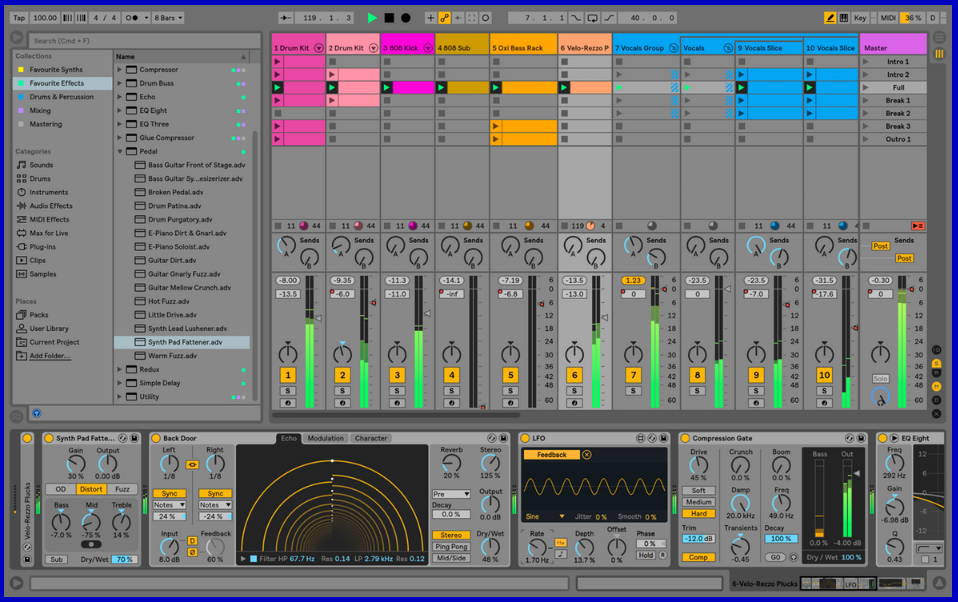 Ableton Live 10 Suite upgrade from Live Intro (Download
